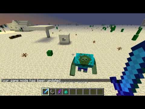 Minecraft Mod Showcase - Mutant Zombies