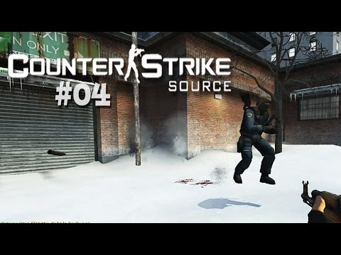 Let's Play Counter Strike: Source #04 - Wtf? Milfhunter? video