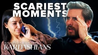 "Most Terrifying Moments On ""Keeping Up With The Kardashians"" 