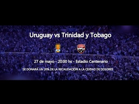 el video que despide a la seleccion ante trinidad y tobago