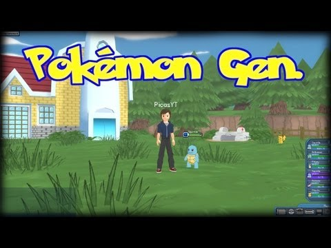 Pokémon 3D + Descarga   Pokémon Generations v.2 (2013 PC)