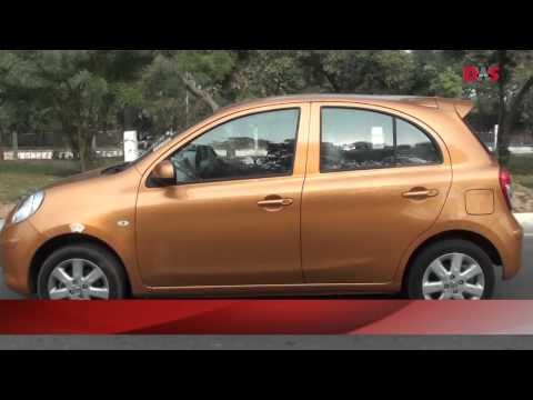 Nissan Micra Diesel video review