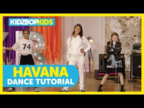 KIDZ BOP Kids - Havana (Dance Tutorial) [KIDZ BOP Summer '18]