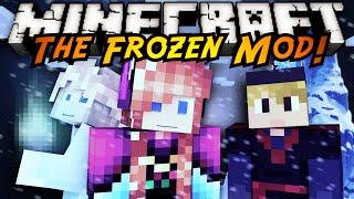 Minecraft Mod Showcase : FROZEN MOD!