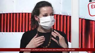 Election des Produits du BTP - DORMAKABA