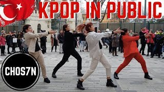 [KPOP IN PUBLIC TURKEY/ISTANBUL] EXO - LOVE SHOT Cover by CHOS7N