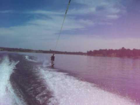 Dan slalom skiing (3)