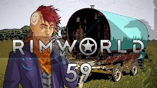 Rimworld 16 Wander#59 - Gameplay / Let's Play