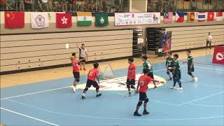 APTC 2018 FINAL - CHINESE TAIPEI vs MACAU 中華臺北 vs 澳門  TCHOUKBALL