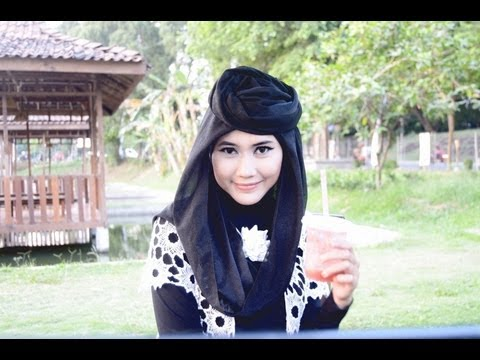 Tutorial Hijab Pashmina Inspired by Dian Pelangi - Part #23