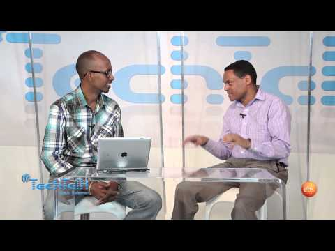 S2 Ep.6 Part 1: NASA Researcher Dr. Tilaye Tadesse TechTalk With Solomon