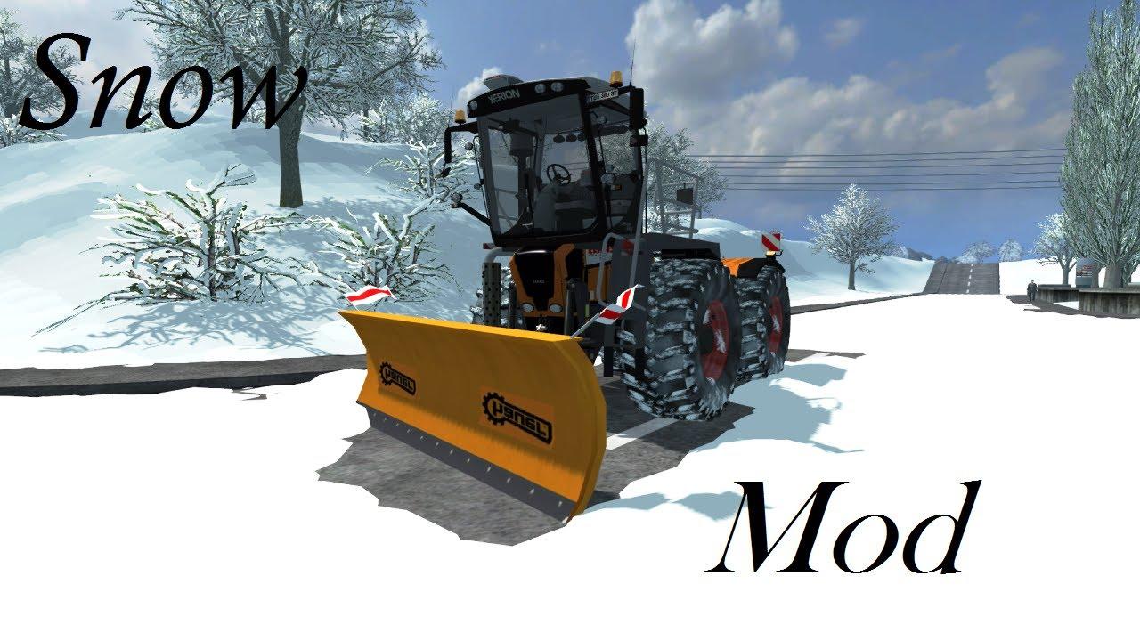 скачать ферма симулятор зима