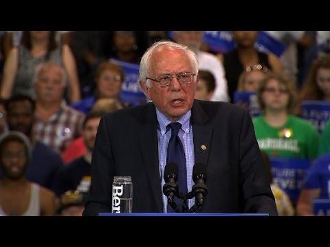 Sanders: We have bigger lead over Trump than Clinton