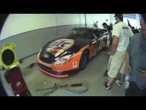 Rusty Wallace Nascar Dyno Run @ Torq Video