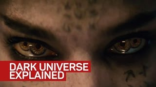 Dark Universe explained by 'The Mummy' director