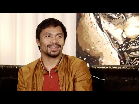 Manny Pacquiao's post-fight press conference