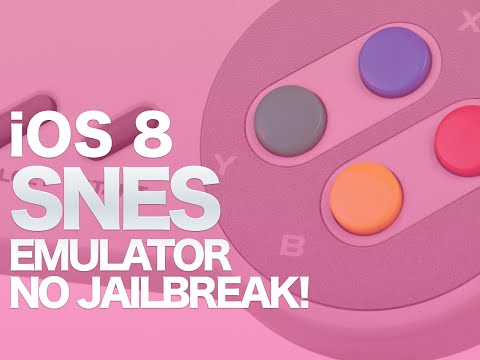 HOW TO: Install an SNES Emulator on iOS 8. No Jailbreak Required!