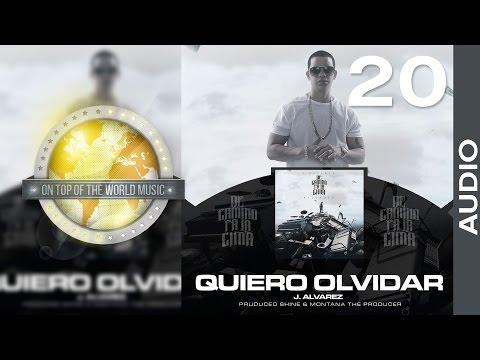 J Alvarez Quiero Olvidar Track 20 Audio