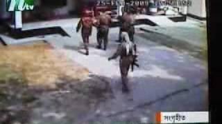 CCTV VIDEO OF PILKHANA TRAGEDY 1 -COURTESY NTV