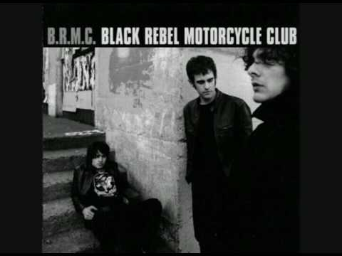 Black Rebel Motorcycle Club - Love Burns