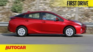 2017 Toyota Prius | First Drive | Autocar India