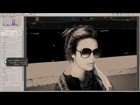 Pro Tips: Emulate the look of Anton Corbijn with Aperture 3 and Photoshop CS5 - A Tutorial