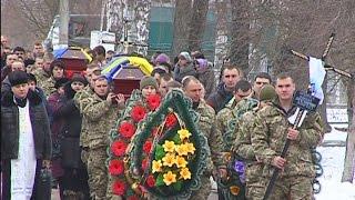 На Корбутівці у Житомирі прощалися з чотирма загиблими військовими - Житомир.info