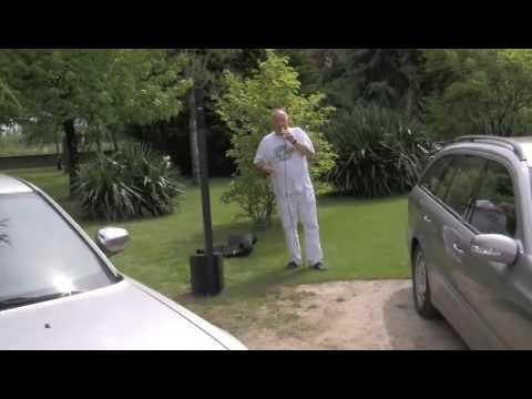 Bose L1 Compact en plein air par Bruno Biard Music youtube