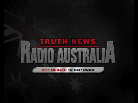 Truth News Radio Australia - 9/11 Truth Panel Discussion - 4/6