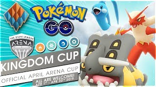ADVANCE STRATEGIES THAT WILL WIN YOU THE KINGDOM CUP! | Pokémon GO