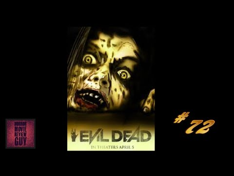 Evil Dead 2013 - Horror Movie Review Guy video