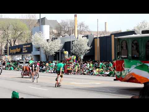 Kansas City St. Patrick's Day Parade 2012, Part 8 of 9