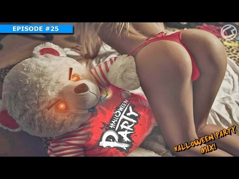 New Best Dance Music Halloween Party Club Mix 2016 | By Anthony Gerrard Mashups Remixes