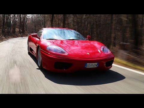 Ferrari 360 Modena - Inserito da Davide Cironi il 7 agosto 2016 durata 12 minuti e 15 secondi - Ok la Challenge Stradale era migliore in tutto, a partire dal fatto che aveva forse il miglior sound tra i V8 aspirati, ma c�era un rumore che le mancava.. Clang!!! Clang!!! Clang!!!