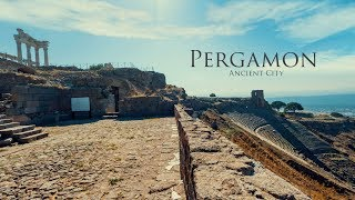 Pergamon Ancient City | Bergama İzmir Turkey
