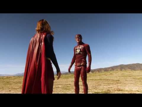 超少女 1x18 當超少女遇上閃電俠 Supergirl 1x18 Supergirl x The Flash Crossover   (中文字幕)