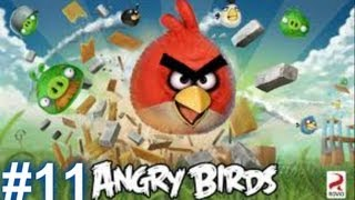 De grnne trolls AngryBirds del 11
