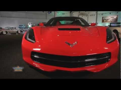 2014 Corvette Stingray Walkaround