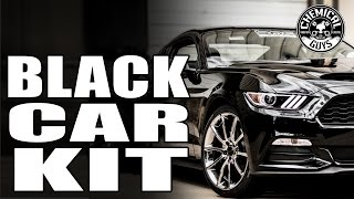 Basic Black Car Detail - Mustang Shelby GT350 - Chemical Guys Black Car Care Kit