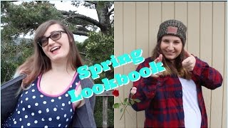 Early Spring Lookbook! | Jess and Miranda