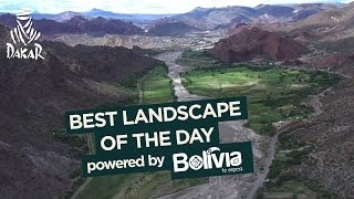 Rest day - Paisaje del día / Landscape of the day / Paysage du jour; powered by Bolivia