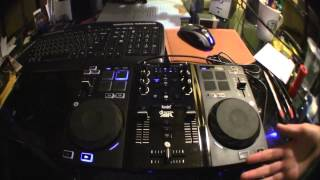 Hercules DJ Controller Air Review & Demo!