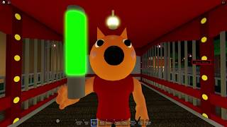 Roblox Piggy New Foxy All-in-One Jumpscare - Roblox Piggy New