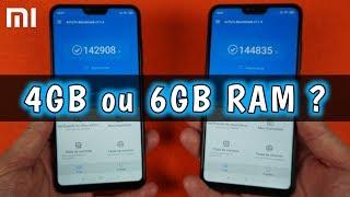 4GB ou 6GB de RAM - Vale a diferença de preço ?