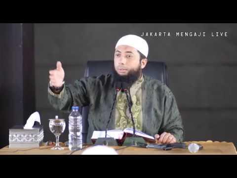 [LIVE] Ustadz Dr. Khalid Basalamah, MA. - Minhajul Muslim : Adab Terhadap Sesama Mahluk
