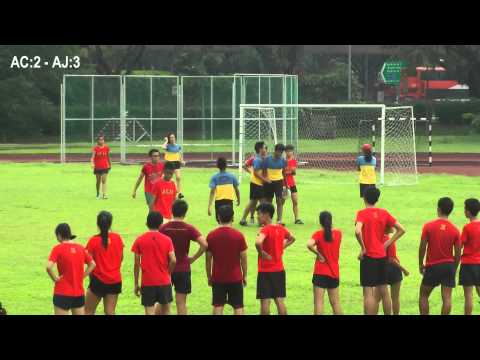 acjc ultimate 2014 - acjc blue vs ajc