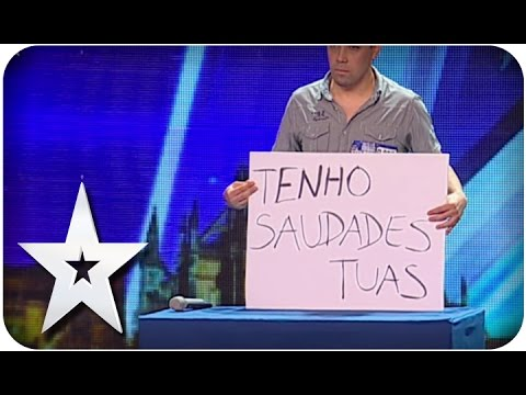 HUGO ROSA - PGM 01 - GOT TALENT PORTUGAL 2015