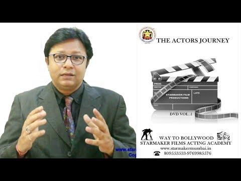 एक्टर बनना है तो ये ज़रूर देखिये ..  hindi Acting training DVD/ BOLLYWOOD AUDITIONS