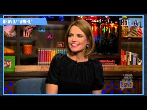 'WWHL': Savannah Guthrie Talks 'Insane' Kate Gossellin Interview