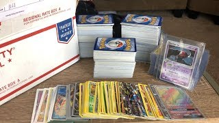 I BOUGHT SOMEONE'S OLD POKEMON COLLECTION ON EBAY.. BEST PURCHASE I EVER MADE!
